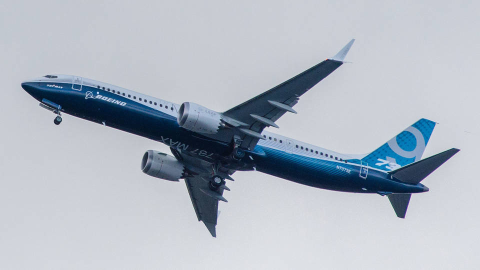 H boeing 737 max 8 faulty wing parts