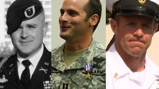 H5 trump pardons soldiers war crimes clint lorance mathew golysten eddie gallagher
