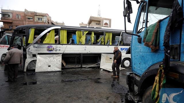 H13 syria bombing