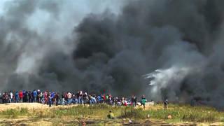 H2 idf kills unarmed palestinians