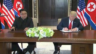 H12 trump kim not threat