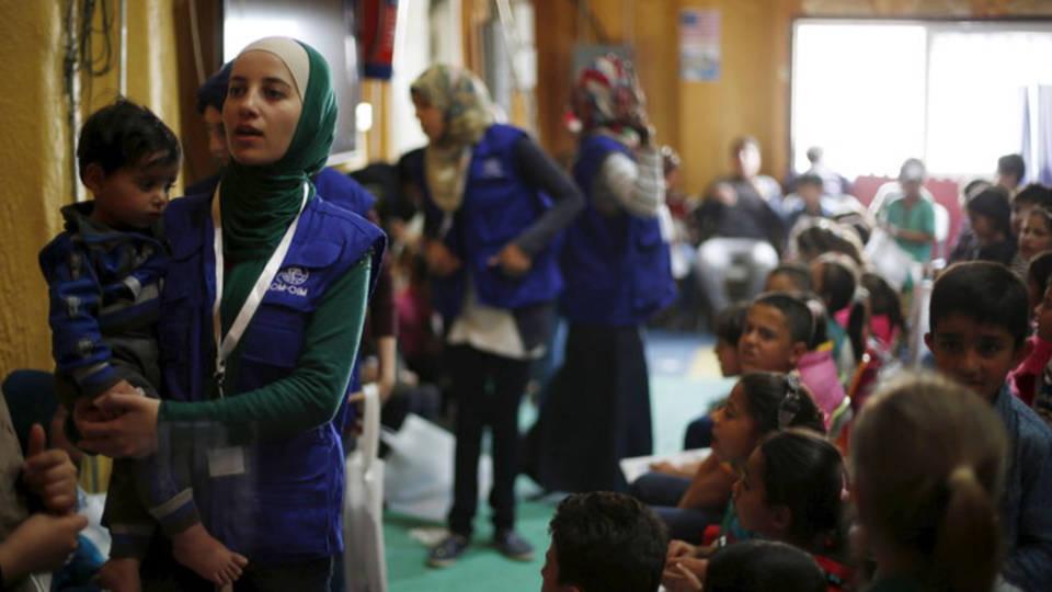 H9 syrian refugees