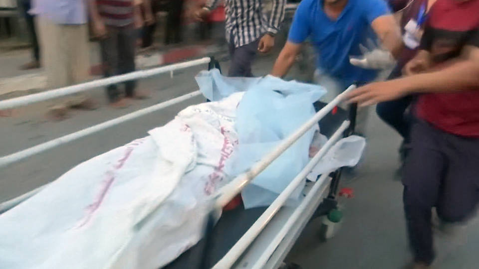 H10 palestinian death
