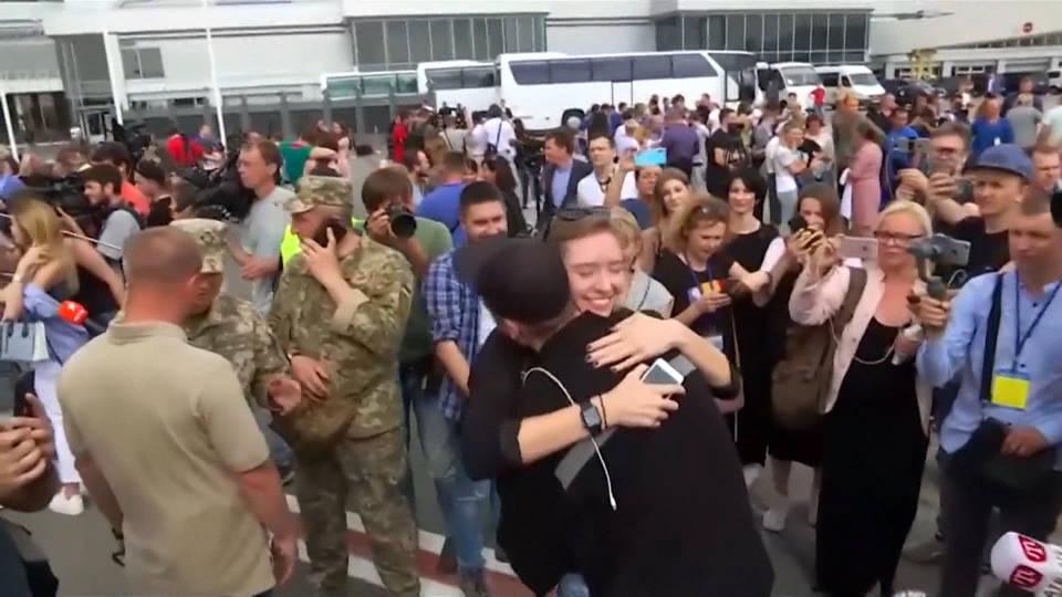 H10 russia ukraine prisoner swap thawing relations