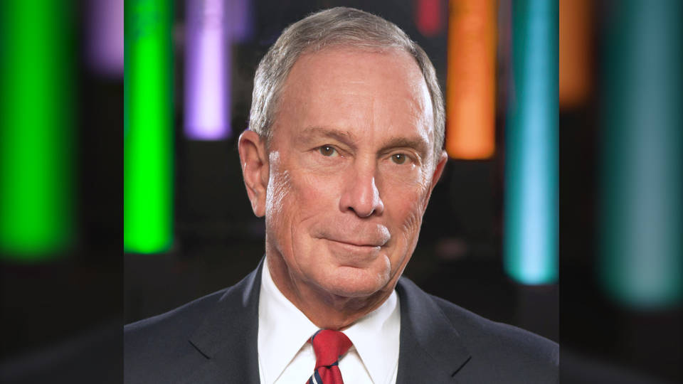H3 michael bloomberg jumps into 2020 race buying millions campaign ads democratic candidate