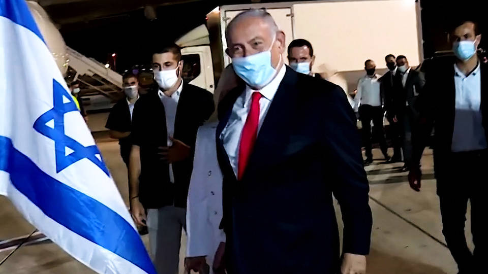 UAE, Bahrain's normalization with Israel sidelines Palestinian issue: Israeli experts