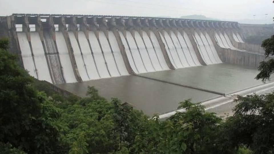 નર્મદા ડેમમાં પાણીની આવક, જળ સપાટી 122.61 મીટર પર પહોંચી