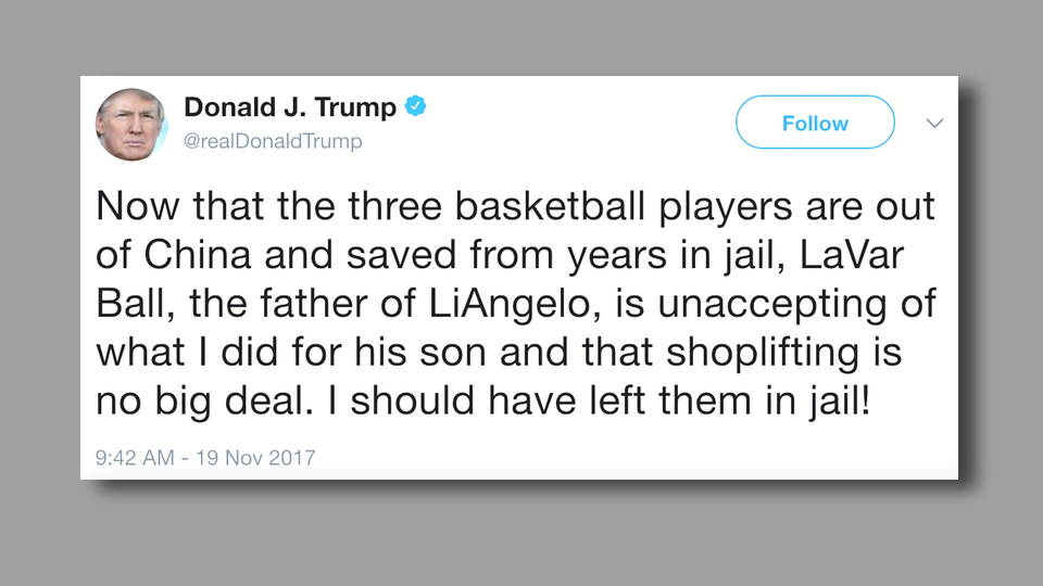 h08 trump tweet ucla china