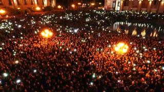 H10 armenia protests