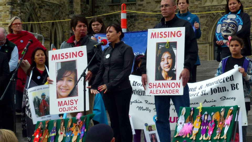 H canada indigenous women missing deaths genocide