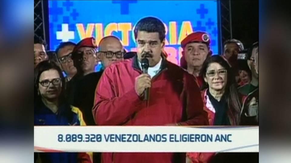 H10 maduro venezuela