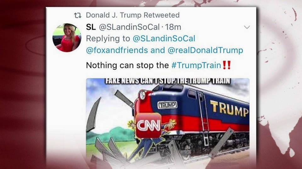 H2 trump tweet