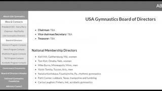 h09 usa gymnastic resignation