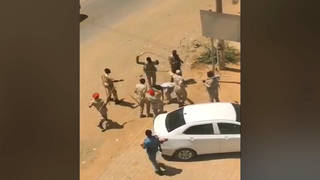 H6 sudan clashes security forces protesters