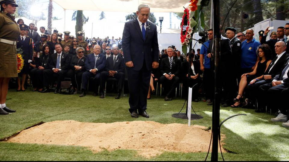 H3 peres funeral