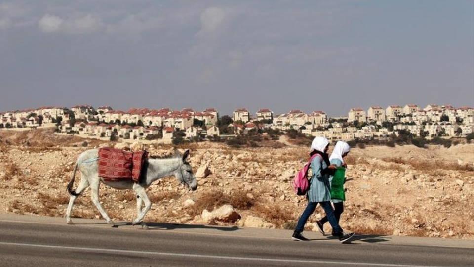 H10 israeli settelments