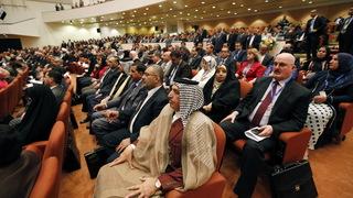 H09 iraq parliament