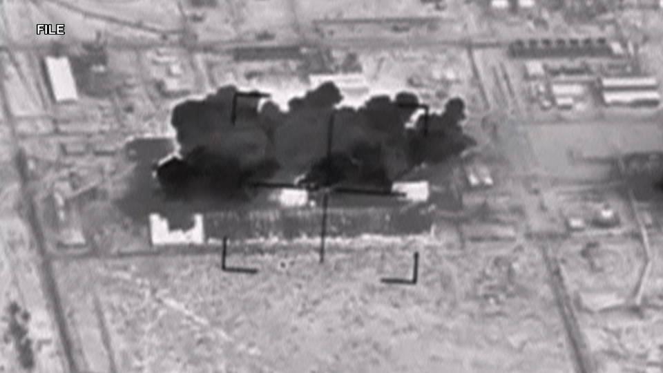 H07 airstrike
