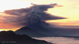 h11 bali volcano