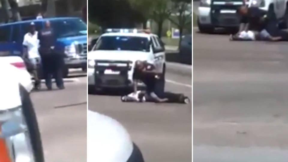 H2 houston pd kills unarmed black man