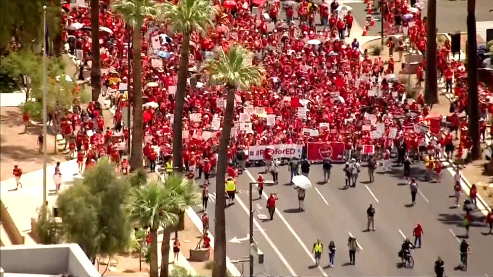 H11 arizona teacher strike