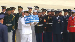H3 us korean war remains returned