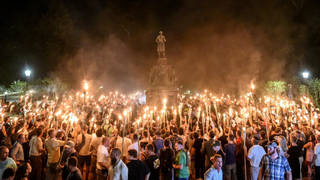 H12 charlottesville rally