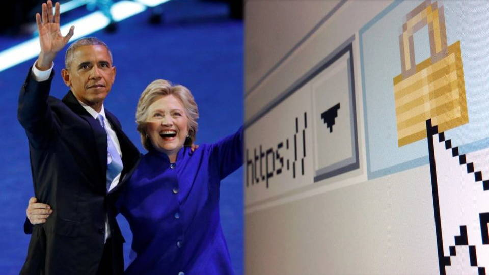 H6 democrats hacked obama clinton