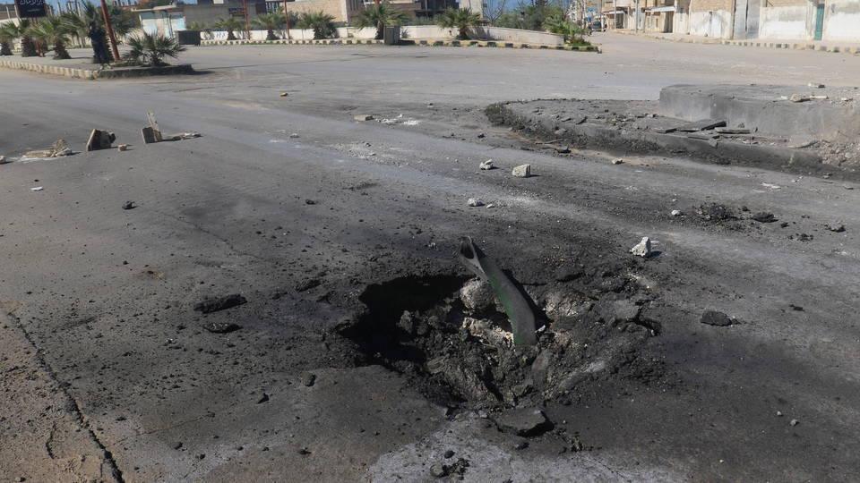 H2 airstrike aftermath