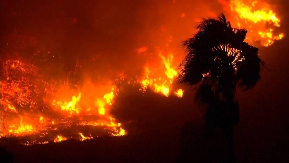 h20 california wildfire