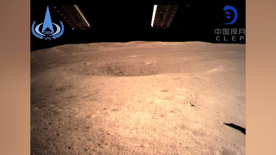 H10 china lunar landing