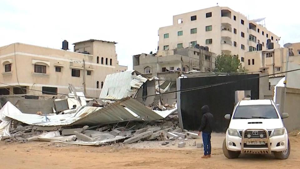 H12 gaza bombing