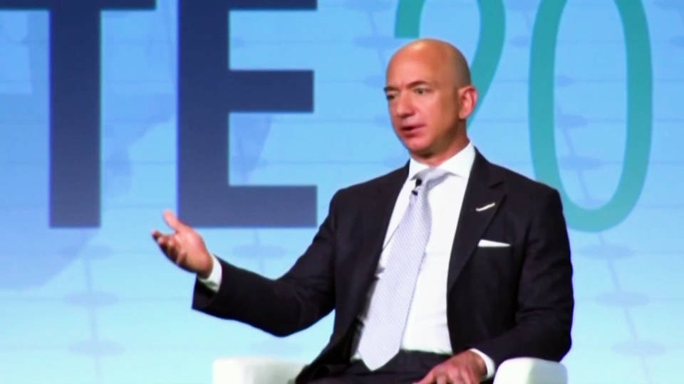Amazon CEO Jeff Bezos Will Step Down, But Not Away