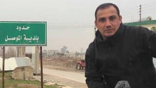 H03 iraqi journo killed