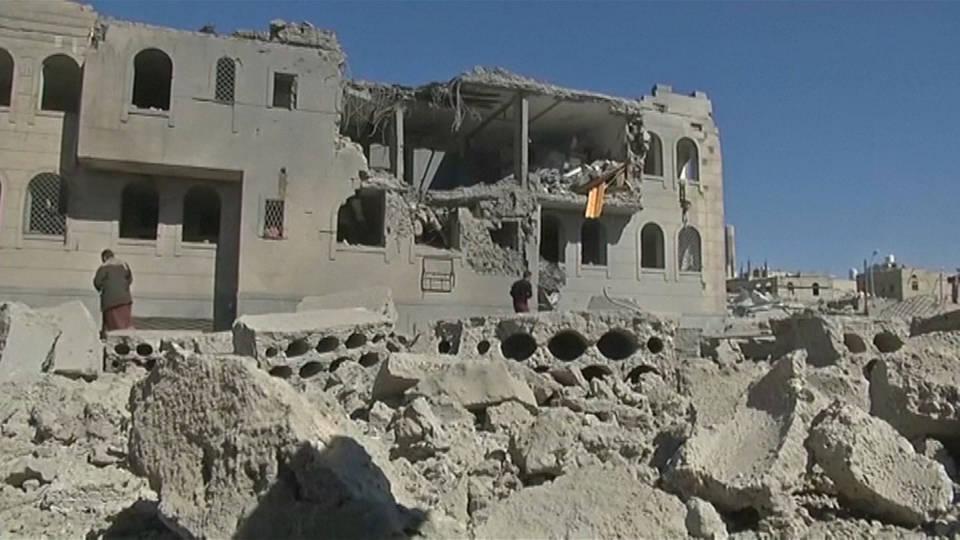 H9 yemen airstrikes