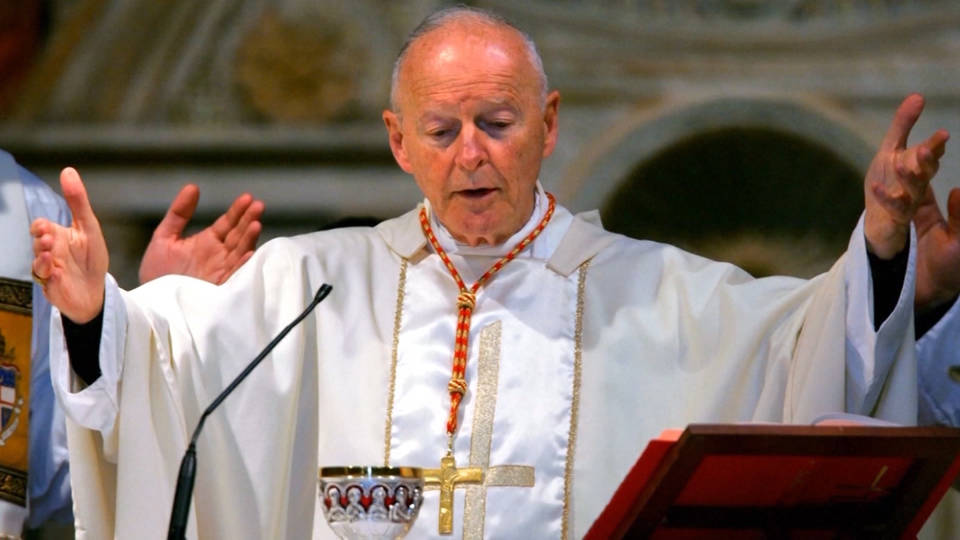 H12 dc cardinal removed after sex abuse allegations