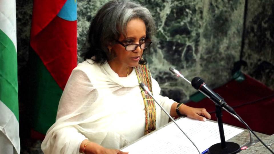 H11 ethiopia female president