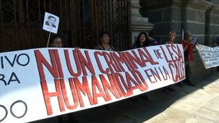 H13 chile protest