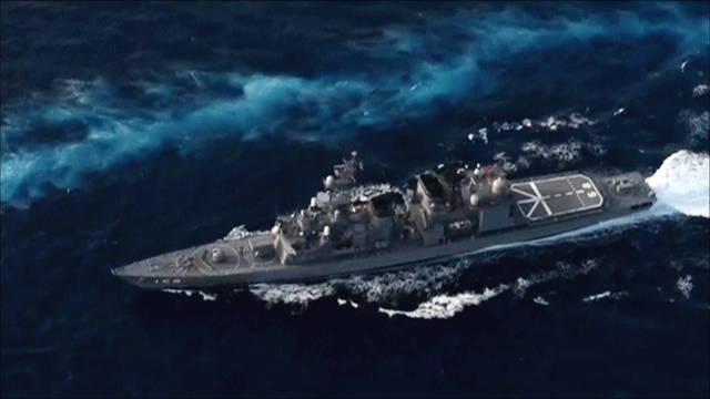 H3 us fleet korean peninsula