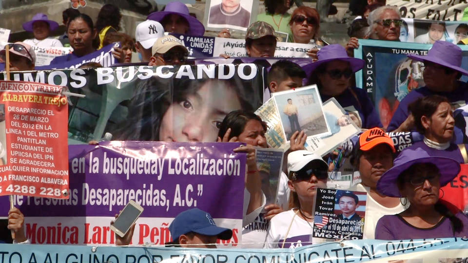 H18 mexico mothers day disappeared