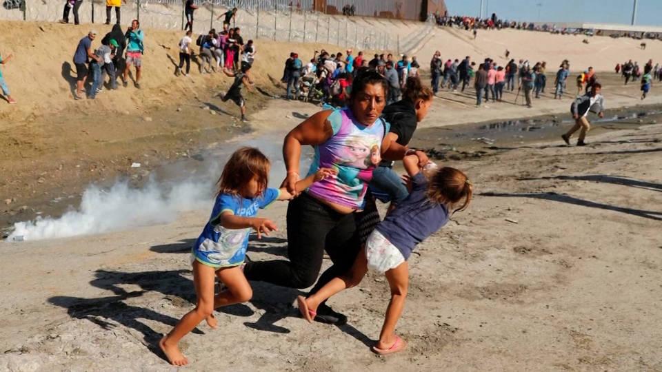 H3 tear gar mexico border