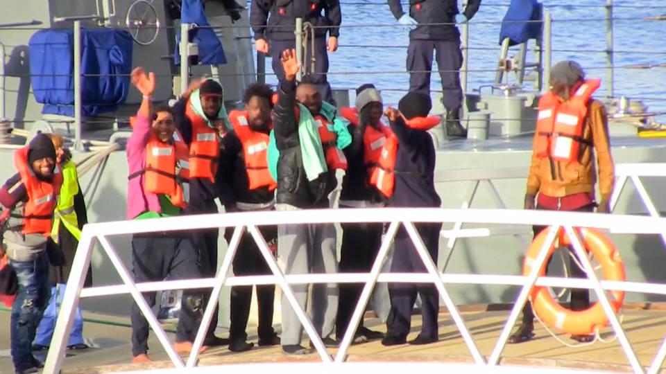 H8 malta asylum seekers