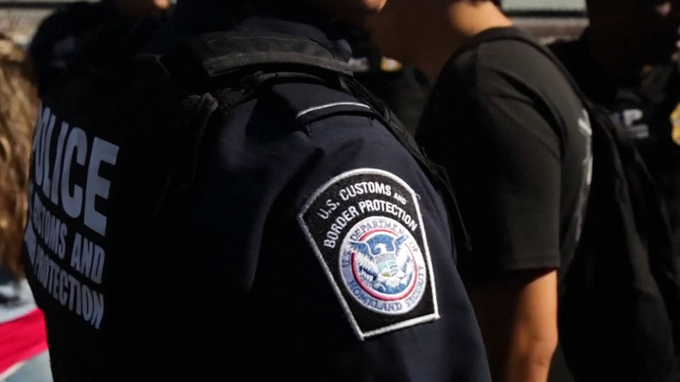 H10 arizona mexican woman dies custody border patrol prevention through deterence