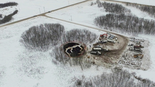 H02 canada oil spill
