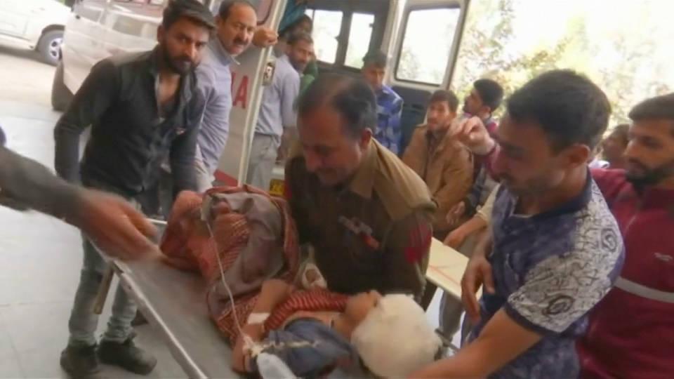 H9 kashmir border shelling
