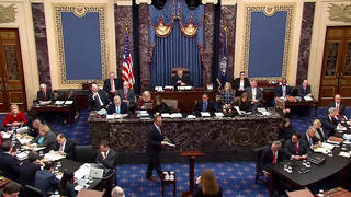 H1 impeachment managers continue opening arguments trumps senate trial