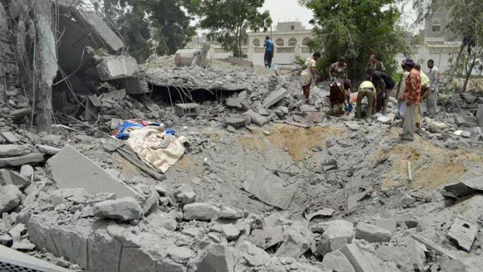 H10 yemen airstrike