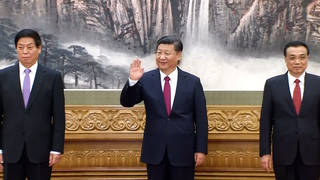 H8 china xi to serve indefinitely