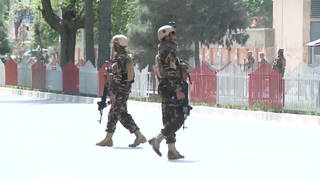 H5 taliban us afghan talks