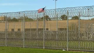 H14 national prison strike against modern day slavery
